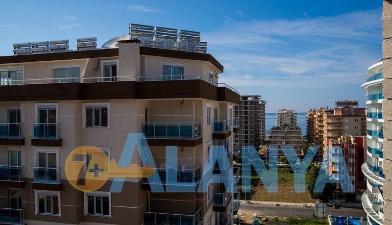 Апартаменты 1+1 на солнечной стороне