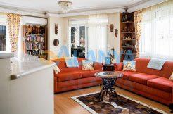 Недвижимость в Аланье. Апартаменты 2+1, гостиная.