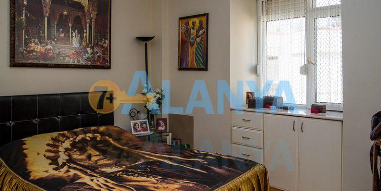 Недвижимость в Аланье. Апартаменты 2+1, спальня.
