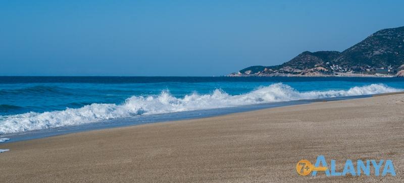Аланья, Турция фото города. Пляжи.