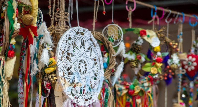 Рождественская ярмарка в Аланье - 2017
