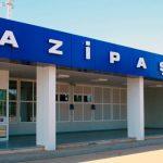 Аэропорт Газипаша - Аланья - основное здание
