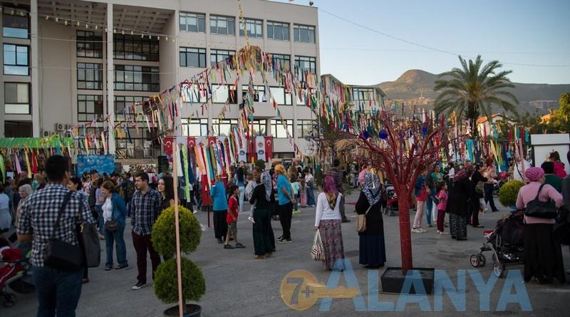 Hidirellez - Встреча весны в Аланье
