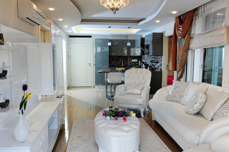 Пентхаус 3+1 в роскошном жилом VIP комплексе