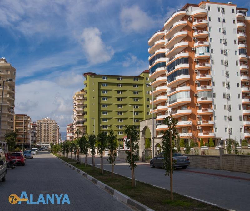 Махмутлар, Турция, дома в Махмутларе фото