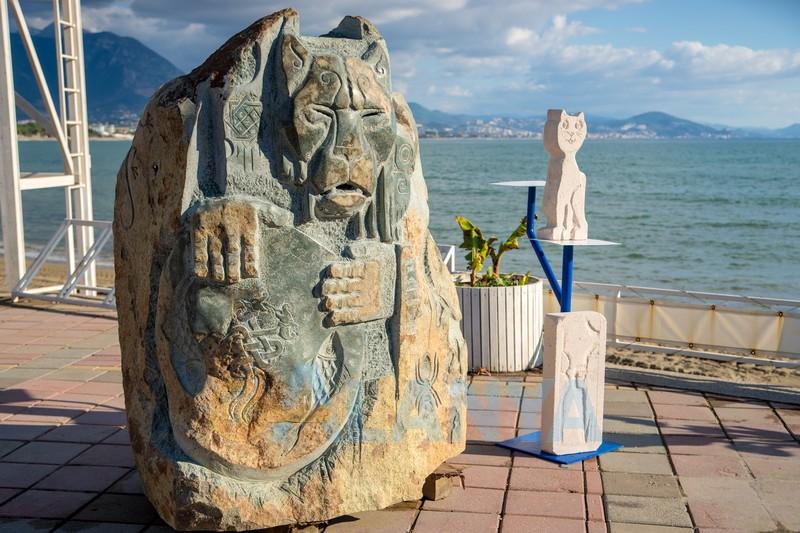 14 Международный Симпозиум по каменной скульптуре