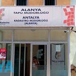 Офис Тапу и кадастровое управление в Аланье
