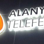 Alanya teleferik - канатная дорога в Аланье