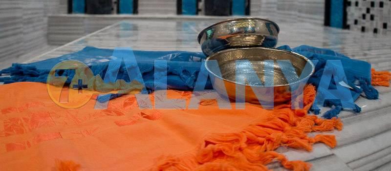 Сувениры из Турции, что привезти. Фото. Банные полотенца.