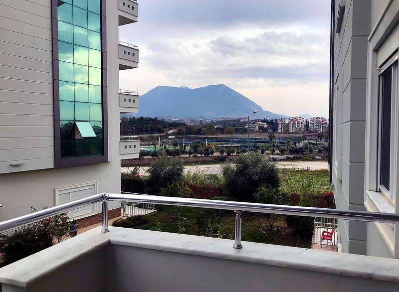 Олив Сити - квартира 1+1 - вид с балкона
