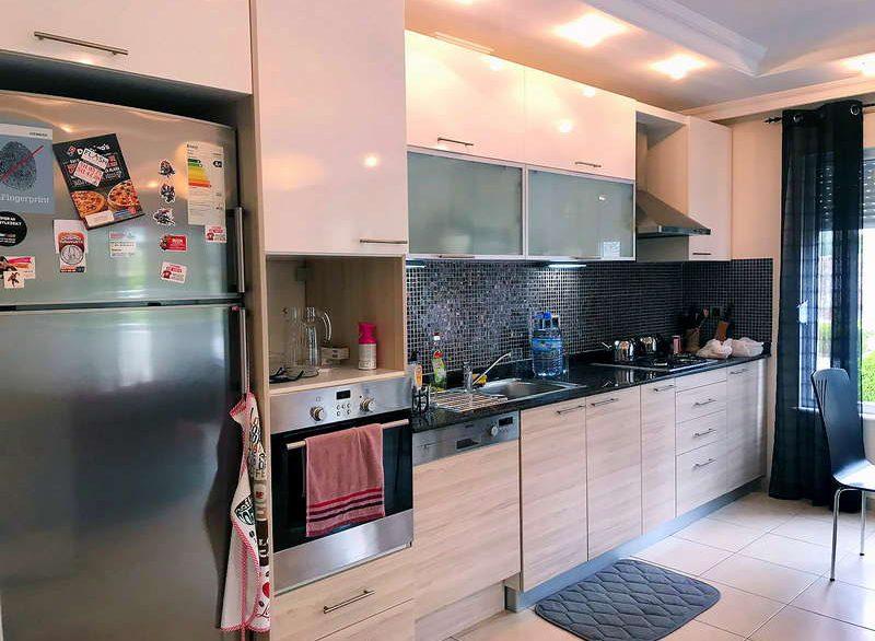 Олив Сити - квартира 1+1 -кухня