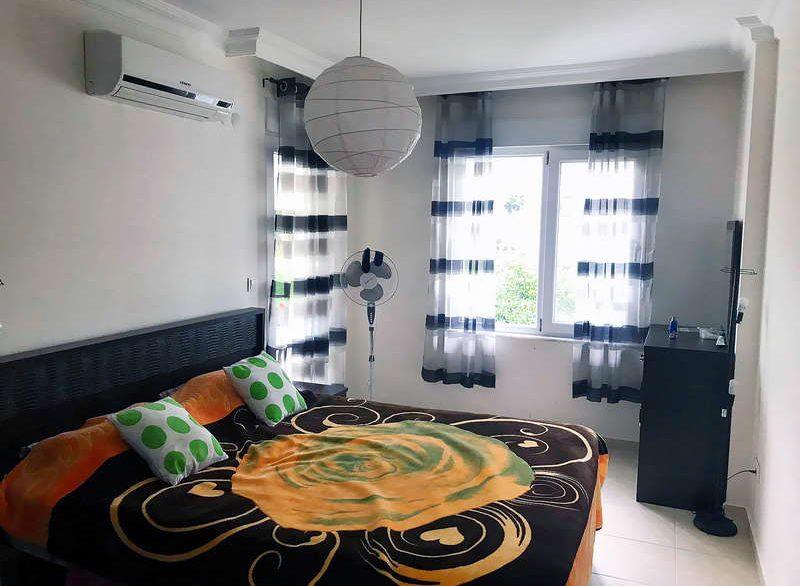 Олив Сити - квартира 1+1 - спальня