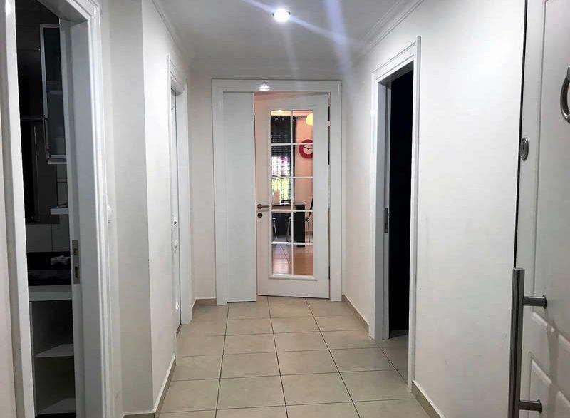Олив Сити - квартира 1+1 - коридор