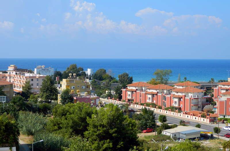 Апартаменты 3+1 - Кестель - вид на море