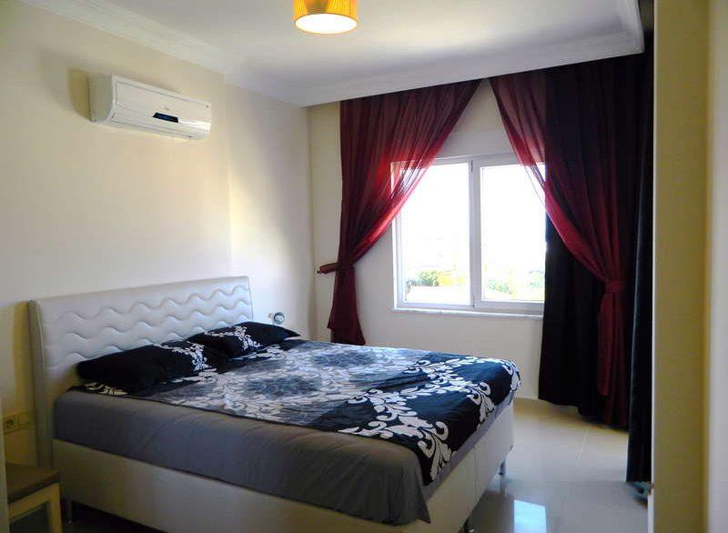 Апартаменты 3+1 - Кестель - спальня