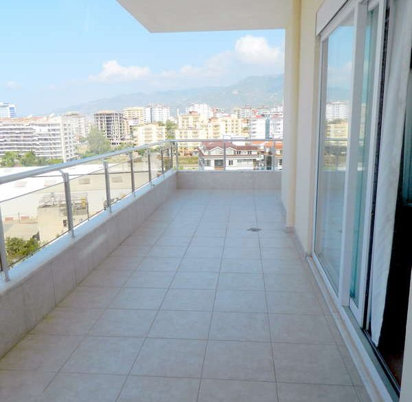 Апартаменты 3+1 - Кестель - балкон