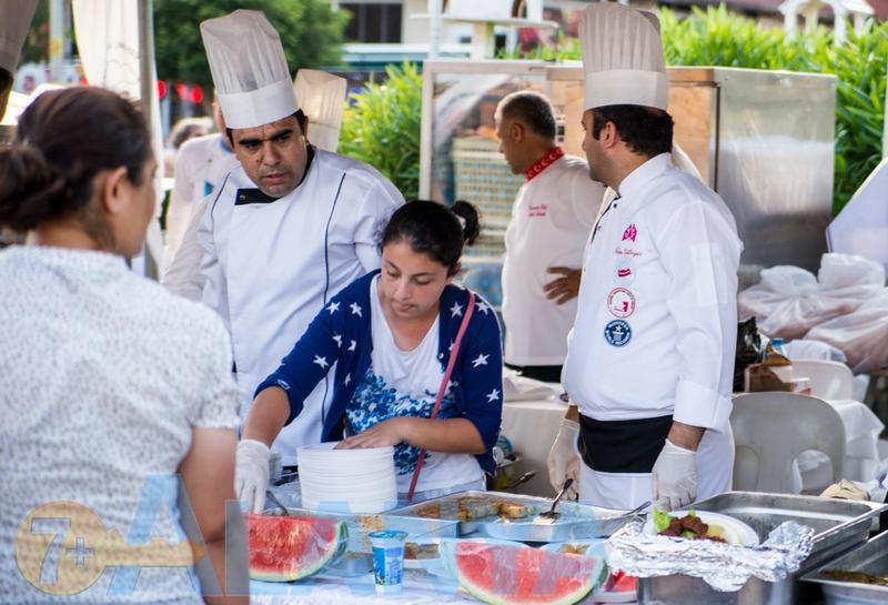 Аланья, Турция, фото. Фестиваль туризма и искусств. Нацинальная кухня.