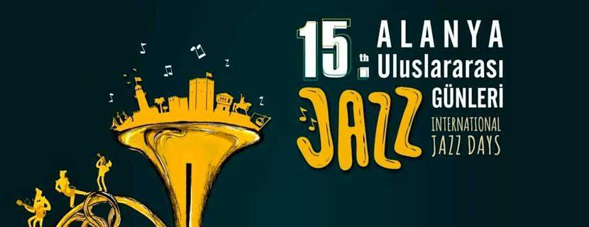 Джазовый фестиваль в Аланье 2018
