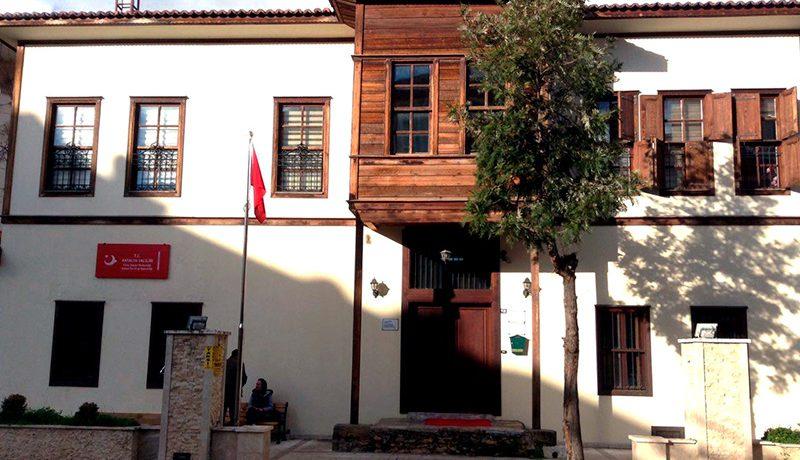 Новое здание миграционного офиса в Аланье