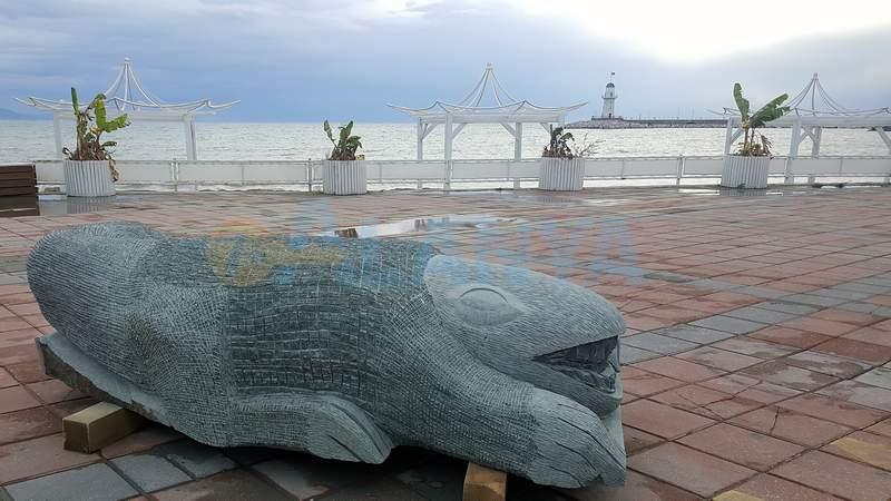 15 симпозиум по каменной скульптуре в Аланье 2018