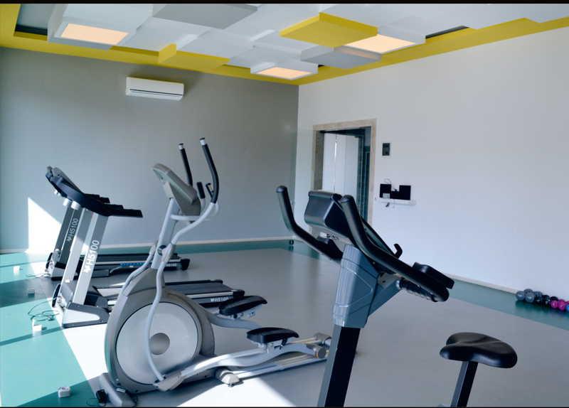Удобства пятизвёздочного отеля в жилом комплексе - Махмутлар