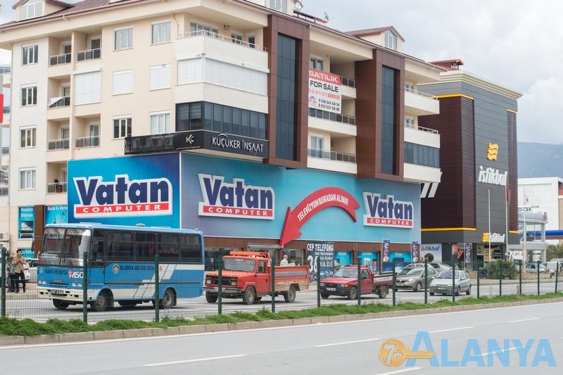 Компьютерный магазин Vatan, Аланья.  Аланья, Турция фото города